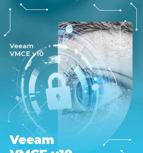 Veeam Certified Engineer (VMCE) v10